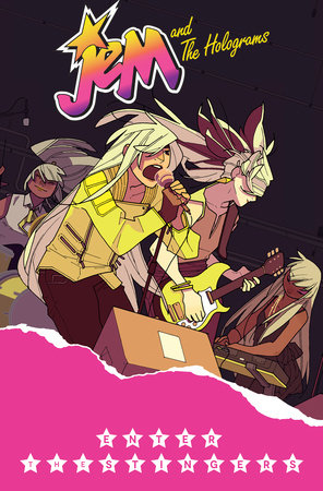 Jem and the Holograms, Vol. 4: Enter The Stingers by Kelly Thompson