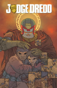 Judge Dredd: Mega-City Zero Volume 3