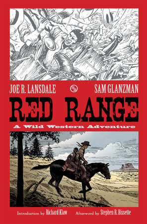 Red Range: A Wild Western Adventure by Joe R. Lansdale