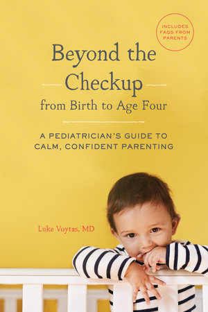 Beyond the Checkup from Birth to Age Four by Luke Voytas, MD
