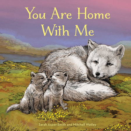 You Are Home with Me by Sarah Asper-Smith