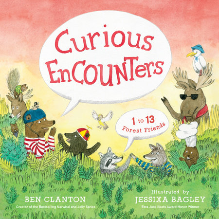 Curious EnCOUNTers by Ben Clanton