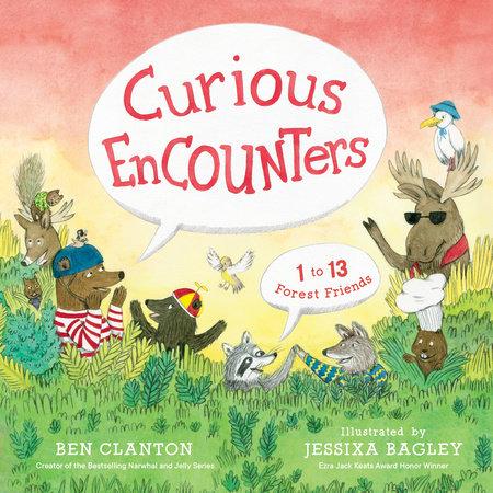 Curious EnCOUNTers by Ben Clanton