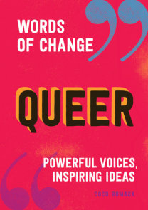 Queer (Words of Change series)