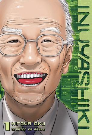 Inuyashiki 1 by Hiroya Oku