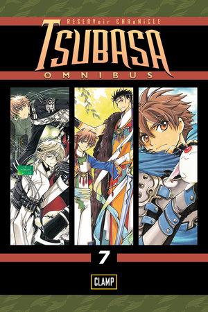 Tsubasa Omnibus 7 by CLAMP