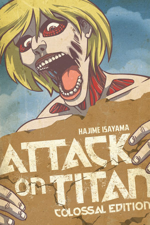 Attack on Titan: Colossal Edition 2 by Hajime Isayama