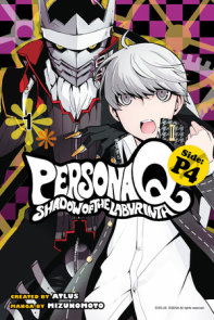 Persona Q: Shadow of the Labyrinth Side: P4 Volume 2 by