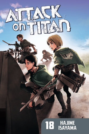 Attack on Titan 18 by Hajime Isayama