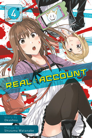 Real Account 4 by Okushou