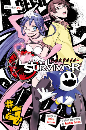 Devil Survivor 4 by Satoru Matsuba