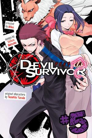 Devil Survivor 5 by Satoru Matsuba