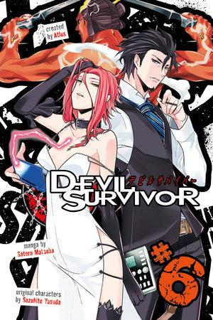 Devil Survivor 6 by Satoru Matsuba
