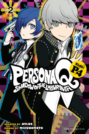 Persona Q: Shadow of the Labyrinth Side: P4 Volume 2 by Mizunomoto |  PenguinRandomHouse com: Books