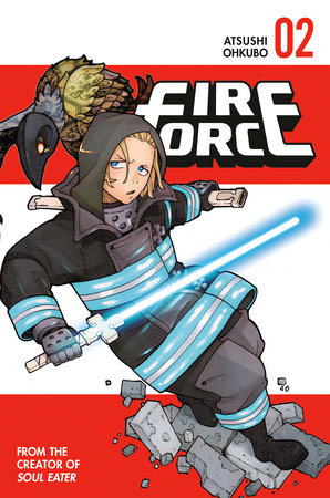 Fire Force 2 by Atsushi Ohkubo