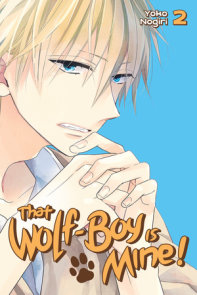That Wolf-Boy is Mine! 2