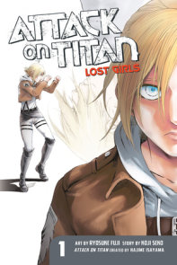 Attack on Titan: Lost Girls The Manga 1