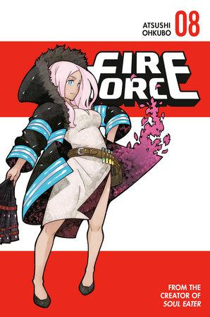 Fire Force 8 by Atsushi Ohkubo