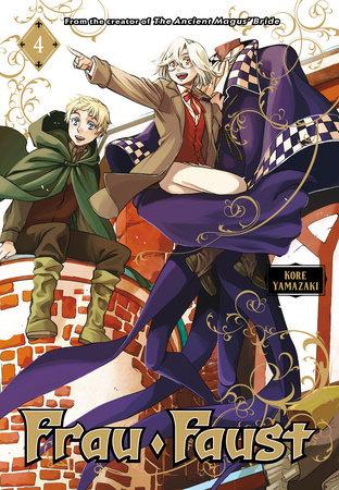 Frau Faust 4 by Kore Yamazaki