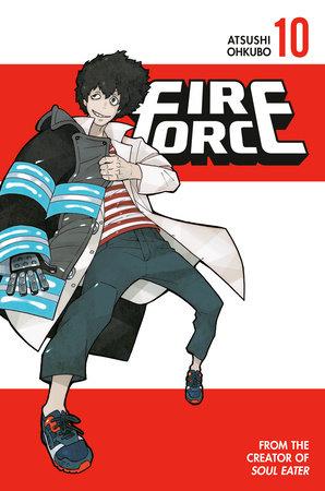 Fire Force 10 by Atsushi Ohkubo