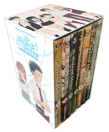 A Silent Voice Complete Series Box Set by Yoshitoki Oima