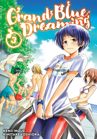 Grand Blue Dreaming 3 by Kimitake Yoshioka