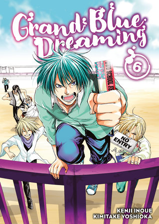 Grand Blue Dreaming 6 by Kimitake Yoshioka
