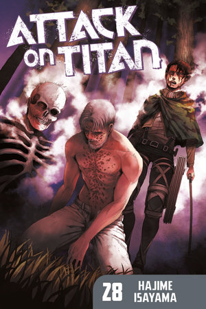 Attack on Titan 28