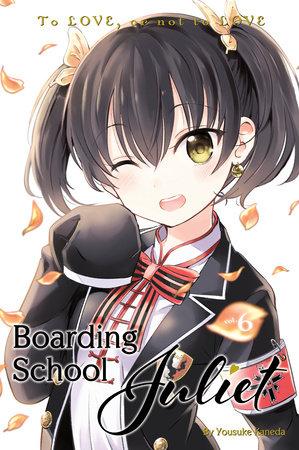 Boarding School Juliet 6 by Yousuke Kaneda