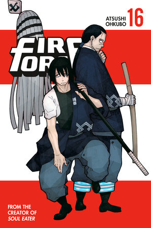 Fire Force 16 by Atsushi Ohkubo