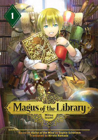 Magus of the Library 1 by Mitsu Izumi