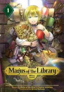 Magus of the Library 1