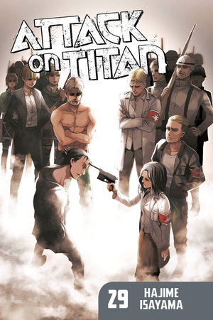 Attack on Titan 29 by Hajime Isayama