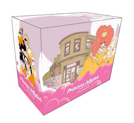 Princess Jellyfish Complete Manga Box Set by Akiko Higashimura