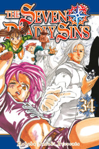 The Seven Deadly Sins 34