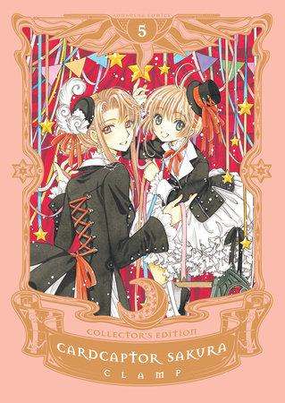 Cardcaptor Sakura Collector's Edition 5 by CLAMP
