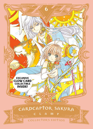 Cardcaptor Sakura Collector's Edition 6 by CLAMP