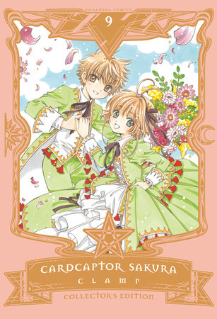 Cardcaptor Sakura Collector's Edition 9 by CLAMP