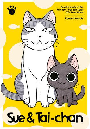 Sue & Tai-chan 1 by Konami Kanata