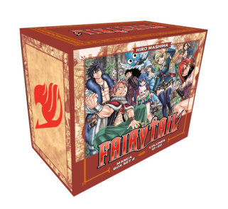 FAIRY TAIL Manga Box Set 2