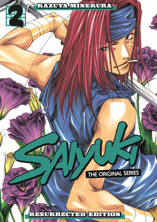 Saiyuki: The Original Series  Resurrected Edition 2