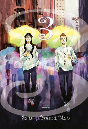 Saint Young Men Omnibus 3 (Vol. 5-6) by Hikaru Nakamura