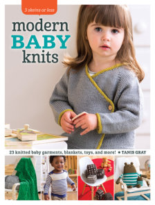3 Skeins or Less - Modern Baby Knits