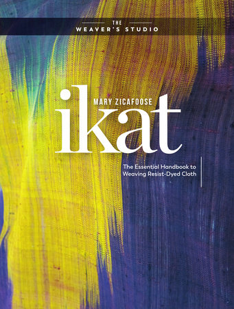 Ikat by Mary Zicafoose