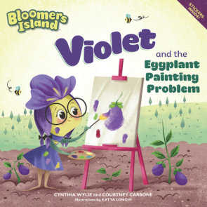 Violet and the Eggplant Painting Problem