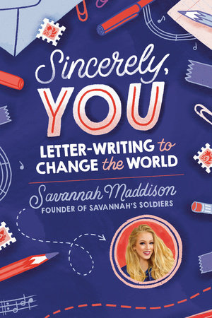 Sincerely, YOU by Savannah Maddison