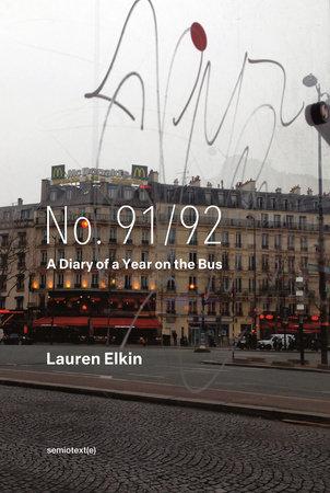 No. 91/92 by Lauren Elkin