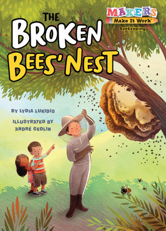The Broken Bees' Nest by Lydia Lukidis