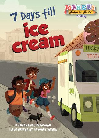 7 Days till Ice Cream by Bernardo Feliciano