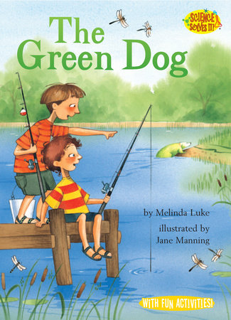 The Green Dog by Melinda Luke